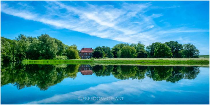Das Gutshaus am See