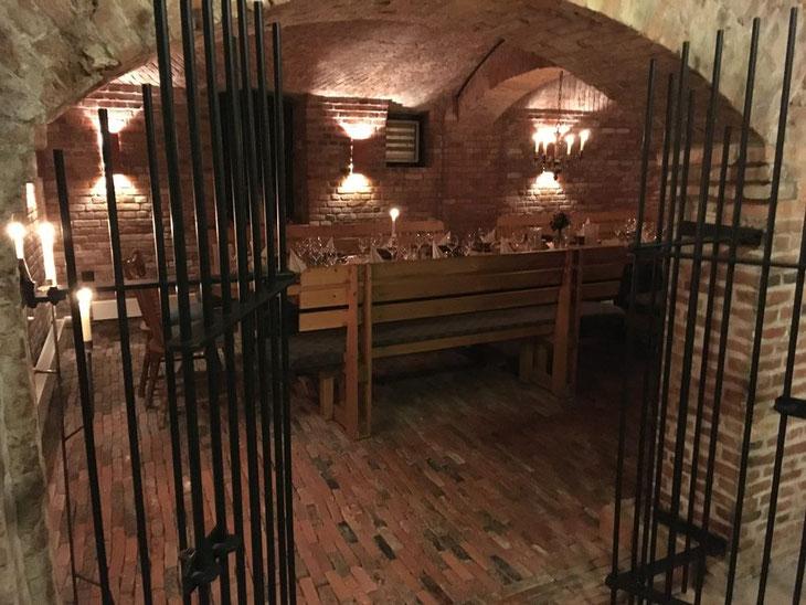 Dom Cafe Meldorf: Gewölbekeller