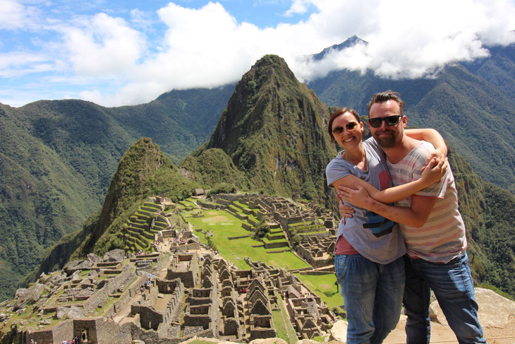 Weltreise Reiseblog Peru Südamerika Machu Picchu Aguas Calientes Cusco Travelblog