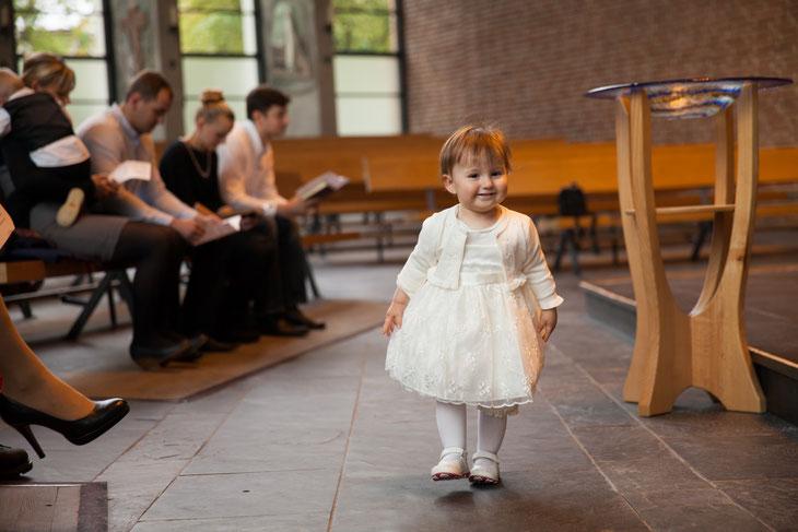 Taufe individuell Fotografie Kinder