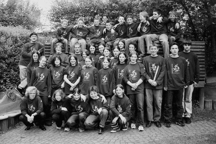 Musikverein Lautern, Jugendkapelle 2001