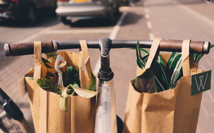 Interested in a grocery delivery service? Get the scoop on supermarket delivery and your grocery list. #grocerylist #shoppinglist #groceries #supermarket #nutrition #pantrystaples