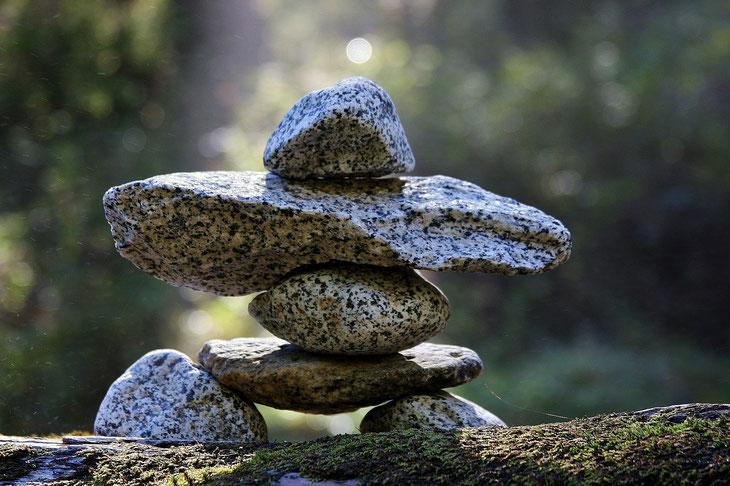 Granit Heilwirkung Alternativ Edelstein Stein Gestein Kiesel