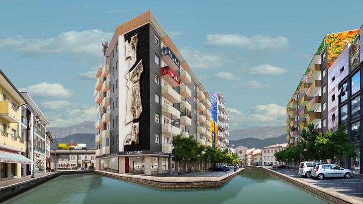 Progetto e realizzazione: Alessio Buldrin