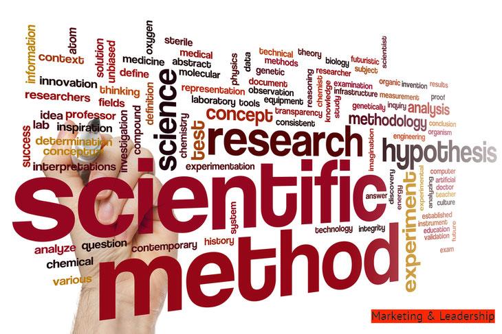 Il metodo scientifico nelle campagne pubblicitarie - marketing e leadershiop