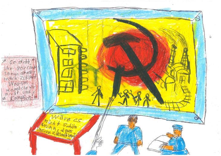 Politishes Plakate von 2006