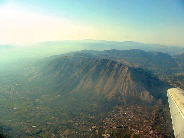 Monte Taburno (Sannio)