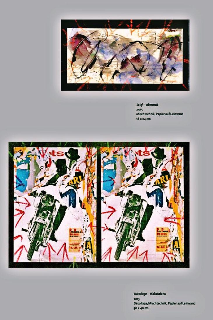 Pedro Meier – »90 jahre visarte Solothurn 1926–2016« – – Buch / Publikation – Seite 3 / 3 – Pedro Meier Multimedia Artist Gerhard Meier Weg Niederbipp – Olten – Bangkok