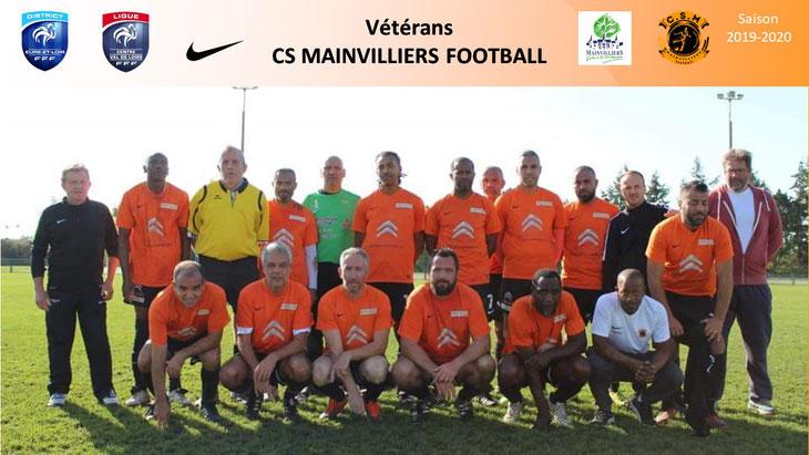 CS Mainvilliers Football Vétérans