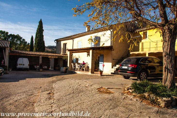 Bild: Domaine du Bramadou, Roaix