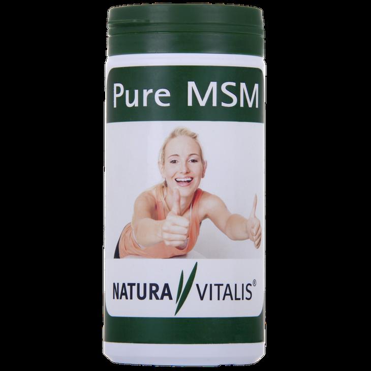 For a better Life - MSM bestellen - plus Versandkosten