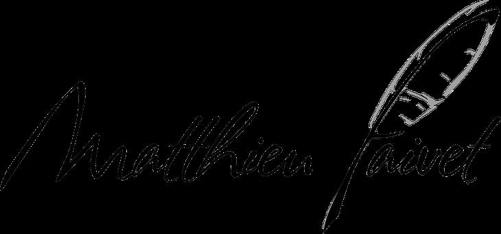 #Faivet Logo Faivet Stylo plume artisanaux