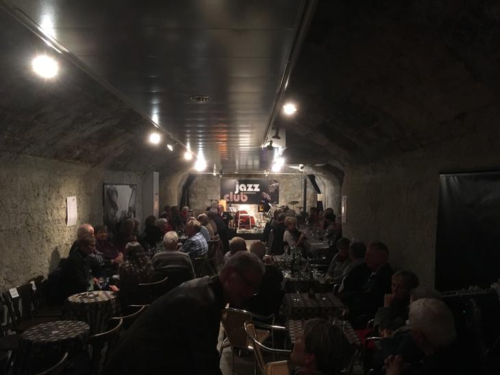25.01.19 Jazzclub Solothurn mit Ellen&Bernd Marquart feat. Willy Ketzer