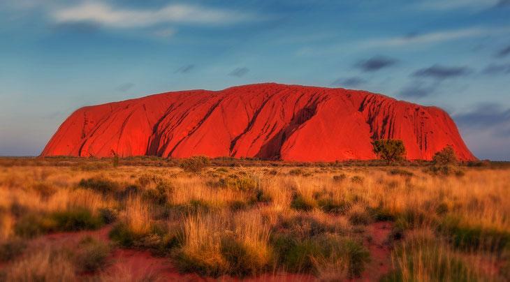 Flitterwochen in Australien