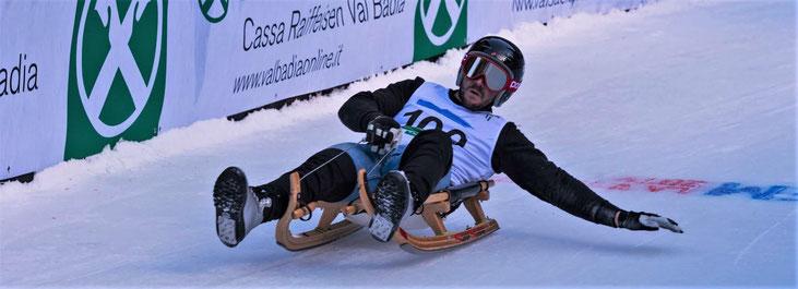 Sebastian Müller    -    Bildquelle: sportrodel.it  von der  EM2019-LA VAL-LUNGIARÜ