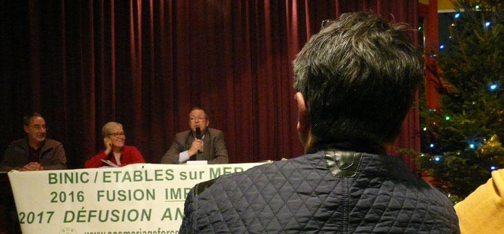 """Frédéric VILLE a donné plusieurs conférences suite à la sortie de son livre """"Communes nouvelles - Atouts... et dangers"""" :"""