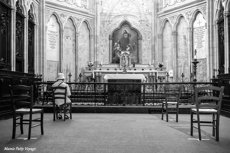 Cathédrale ST André, Bordeaux