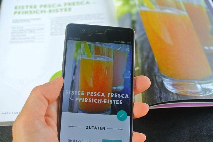 Rezepte sammeln 4 Rezepte-Apps im Test