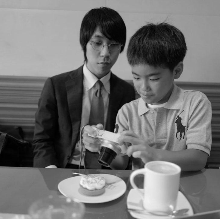 画像: 東京アメリカンクラブでのレッスンの様子