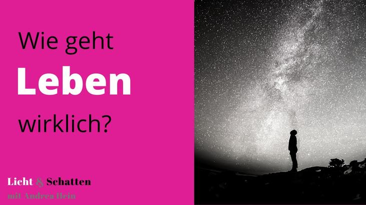 Die universellen Gesetz des Leben