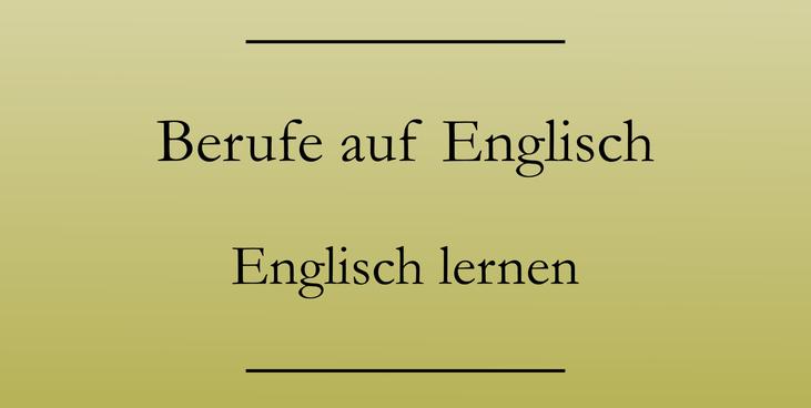 Englisch Smalltalk: Über Berufe und Arbeit sprechen. #englischlernen