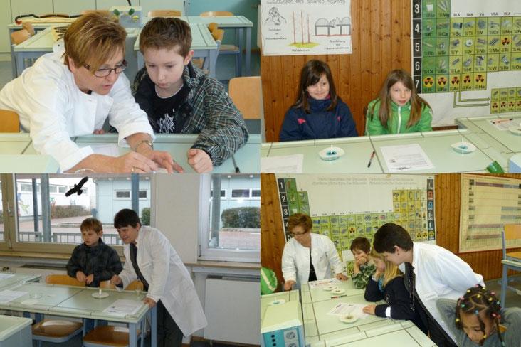 Schnupperunterricht Chemie
