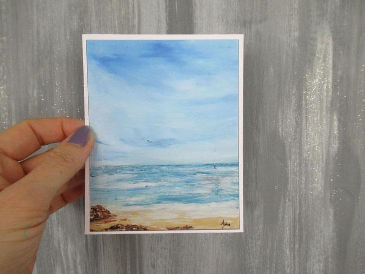 carte-marque-page-ocean-plage-artiste-peintre-audrey-chal-royan