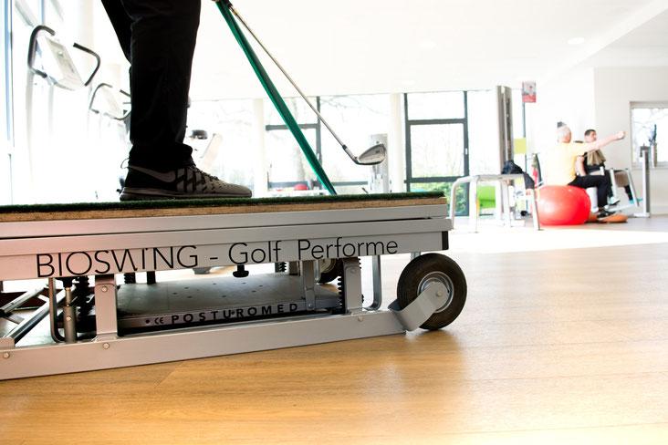 TPZ Ibbenbüren Golf Golf-Physiotherapie