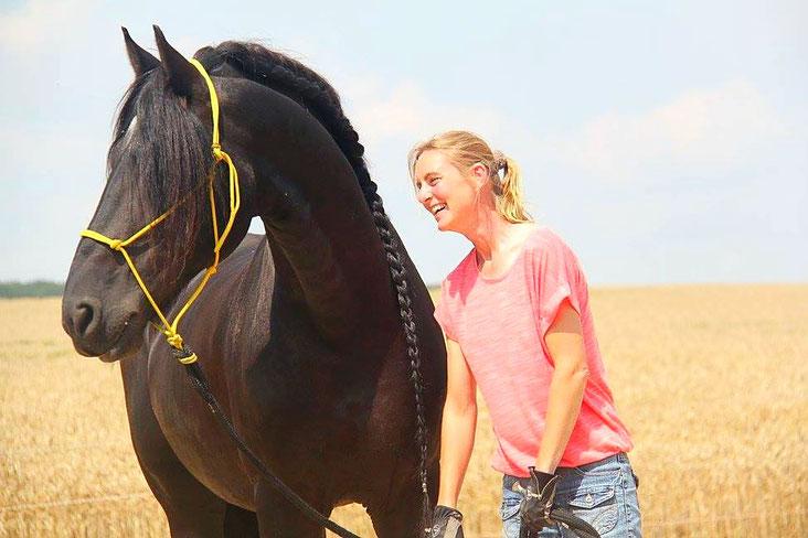 Pferd-Mensch-Beziehung, Horsemanship