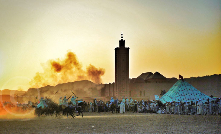 Fantasia, Bouarfa - Marocco