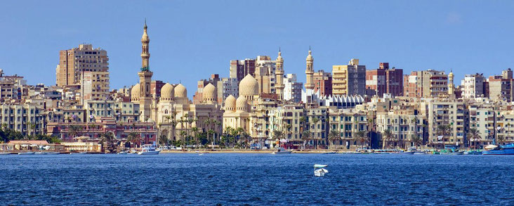 ALEXANDRIE -EGYPTE