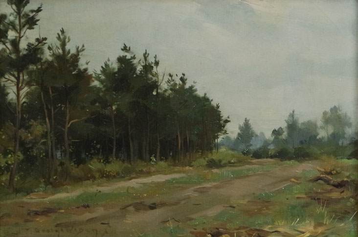 te_koop_aangeboden_een_landschaps_schilderij_van_adrianus_johannes_groenewegen_1874-1963_haagse_school