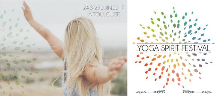 Kinésiologie au Yoga Spirit Festival