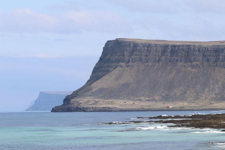 Grandiose Landschaft der Westfjorde - Exklusive Islandsrundreise von My own Travel ©My own Travel