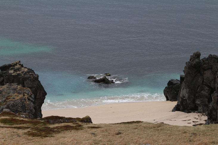 Karibik-Strand in den Westfjorden - Exklusive Islandsrundreise von My own Travel ©My own Travel