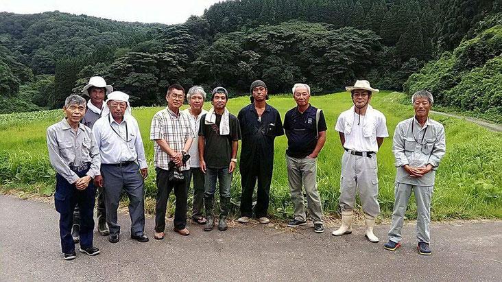 のと里山自然栽培部会(米生産者)
