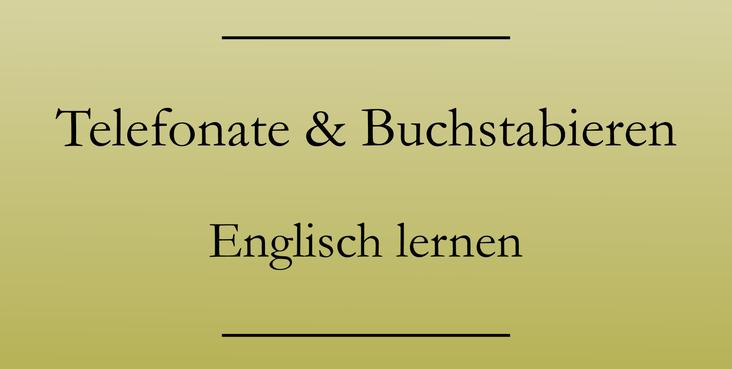 Telefonieren auf Englisch. Englisch lernen. #englischlernen