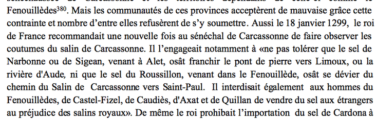 R,Treton - Sel et Salines du Roussillon au Moyen-Âge