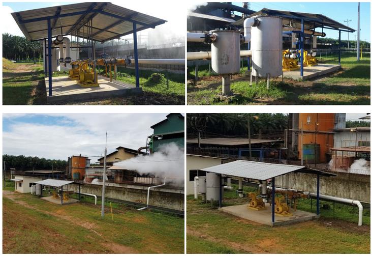Sopladores para biogas - atex blowers