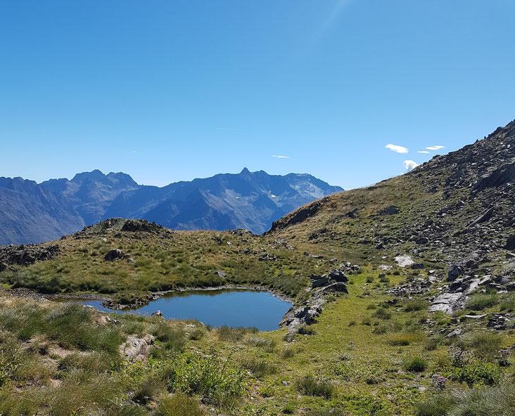 Lac de Treulet - 2334 m (1000m²)