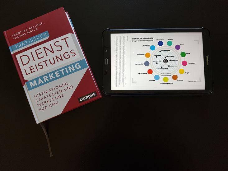 13-P-Marketing-Mix im Praxisbuch Dienstleistungsmarketing © Bellone Franchise Consulting GmbH