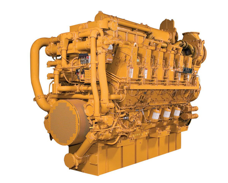 Caterpillar Marine diesel engine manual pdf