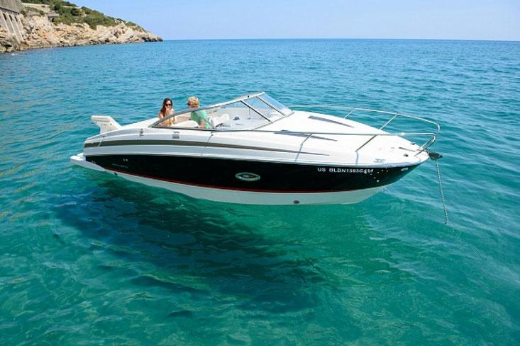Owner's manual bayliner boats.