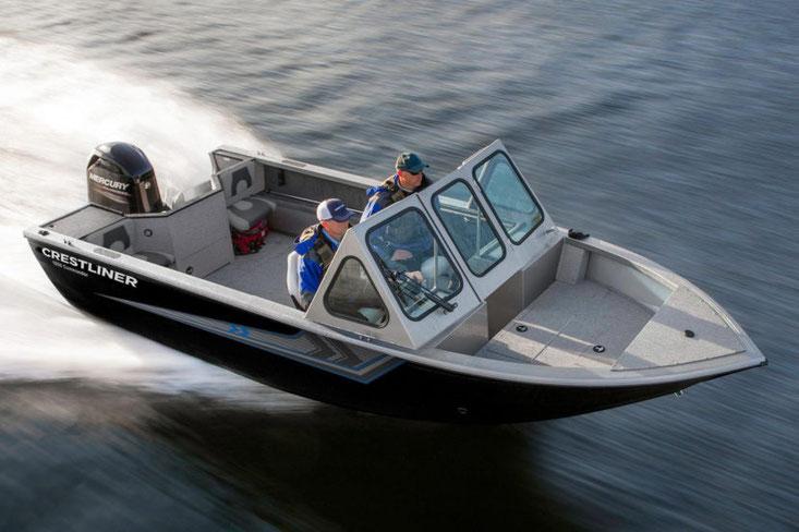 Crestliner boat owners manuals