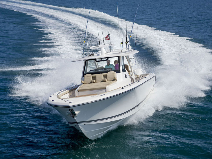 PURSUIT BOATS Owner's manual