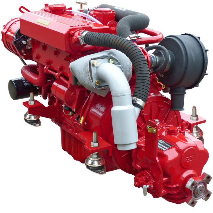 Beta Marine diesel engines PDF manuals