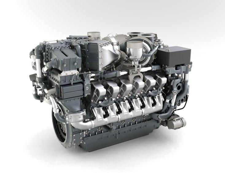 MTU diesel engines service manual pdf