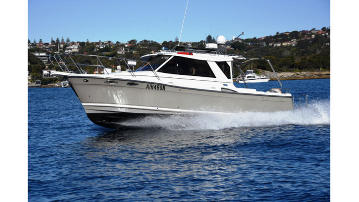 Cutwater 28 Owner's Manual