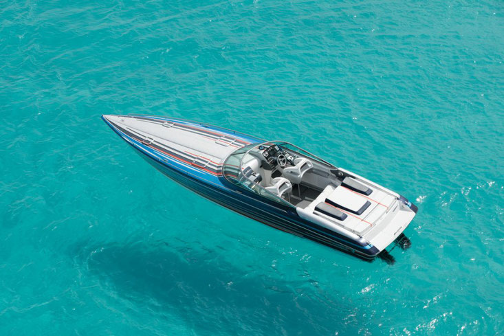 Formula Boat manuals PDF