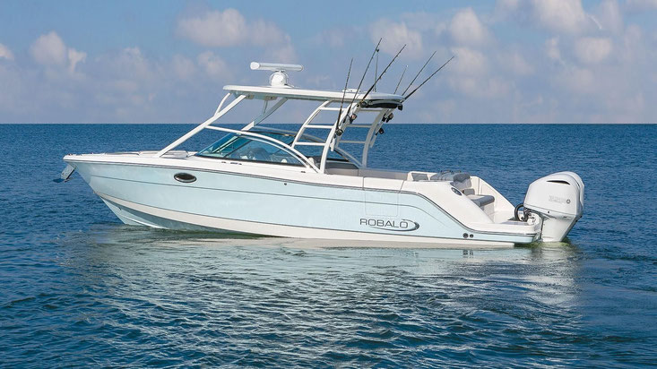 Robalo boats owner's manual